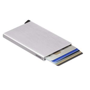 Secrid Cardprotector Aluminum Brushed Silver