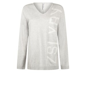 Pull Dames Esther Zoso Grijs S