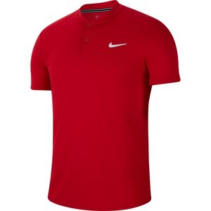 Nike Court dri fit rood