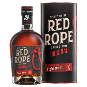 Red Rope Spiced Rum Spirit, 70 cl | 38°