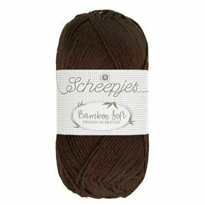 Scheepjes Bamboo Soft Smooth Cocoa