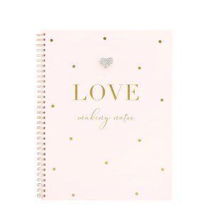 Notitieboek A4 - Love Making Notes