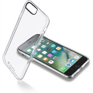Cellularline Apple iPhone 7 Plus Back Cover Transparant