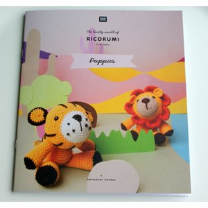 Rico Design Ricorumi Puppies 9 figuren