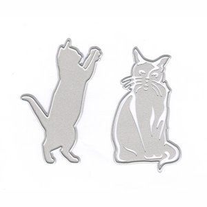 Joy Clear stamp die katten 2