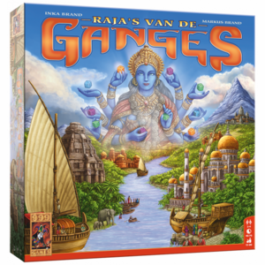 Raja van de Ganges (999 Games)