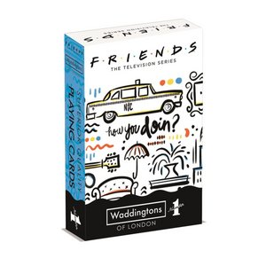 PLAYING CARDS FRIENDS