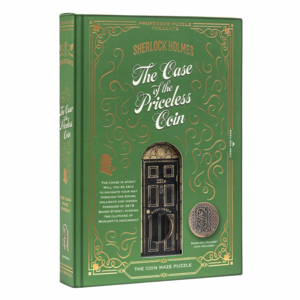 SHERLOCK HOLMES THE CASE OF THE PRICELESS COIN