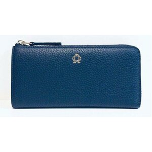 Nobody Wallet Petunia Blue