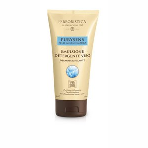 L'Erboristica Face cleansing emulsion 150ml - dermo purifying