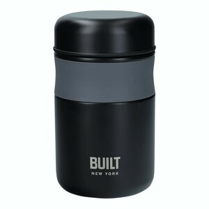 Built Professional 490ml Food Flask - Snack to go