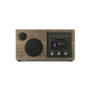 Como Audio Solo Radio Walnut