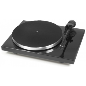 Pro-jects 1-Xpression Carbon Classic platenspeler met 2M silver