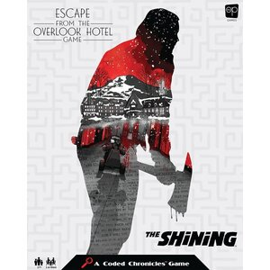 Shining Board Game Escape from the Overlook Hotel - A Coded Chronicles™ Game *English Version*
