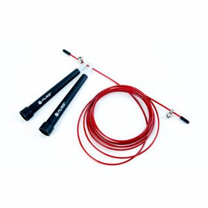 Pure Adjustable Speed Rope Red