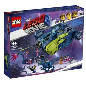LEGO® 70835 Lego® Movie 2™ – Rex's verkenner