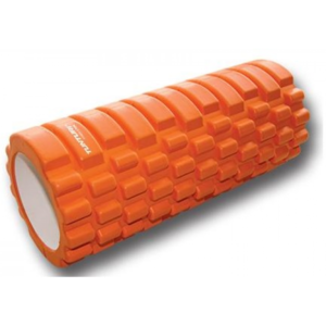 Tunturi Yoga Foam Grid Roller 33 Orange