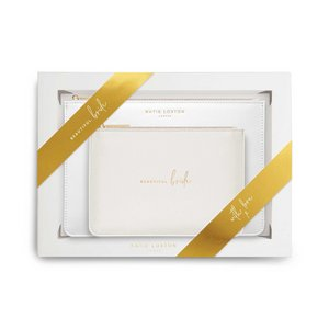 Perfect Pouch Giftset - Beautiful Bride
