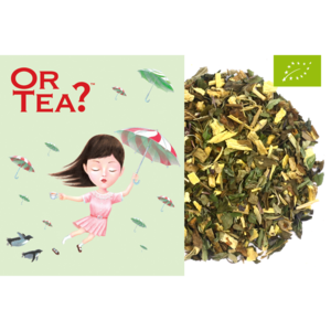 Or Tea? - Merry Peppermint - Smaak