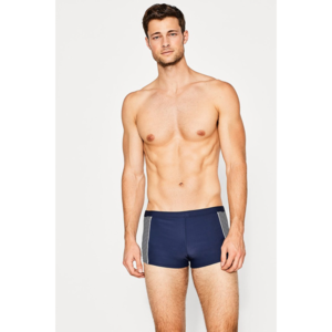 Esprit - Florida Bay - Zwemshort - 047EF2A016 - Navy Stripes