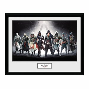 Assassin's Creed: Characters