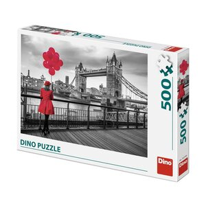 Puzzel London Tower Bridge 500 stukjes