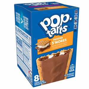 Pop Tarts - Frosted S'Mores