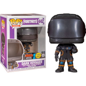 Pop! Fortnite - Dark Voyager (2019 Fall Convention) Limited Edition