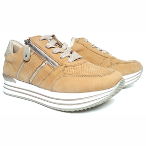 Remonte Lage sneakers D1310-60 camel