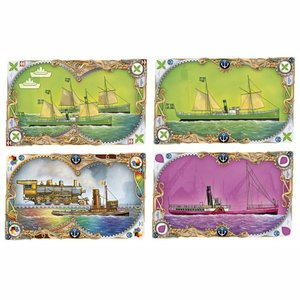 TICKET TO RIDE RAILS & SAILS - NL