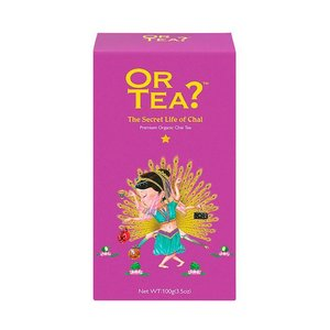 Or Tea? - The Secret Life of Chai - Refill