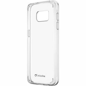 Cellularline Back Cover voor Samsung Galaxy S7 volledig transparant