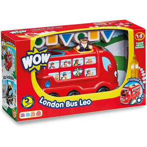 Wow Toys Londen Bus Leo