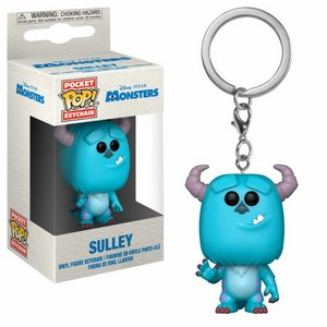 Pocket Pop Keychain: Disney - Monsters Inc. - Sulley