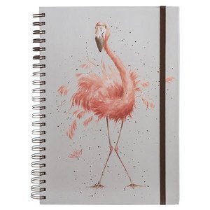 Notitieboek - Pretty in Pink A4