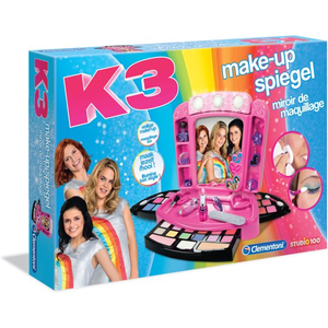 Clementoni K3 Make-Up Spiegel