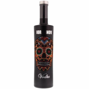Iordanov Vodka Black Special Edition