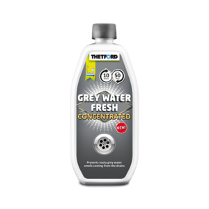 Thetford Grey Water Fresh - concentrated - 0.75L - Schoonmaakmiddel
