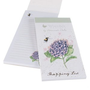Shopping List - Bee and Hydrangea