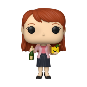 Pop! TV: The Office - Erin with Happy Box and Champagne