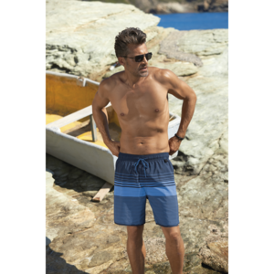 Wavebreaker - Zwemshort - 56105 - Blue Stripes
