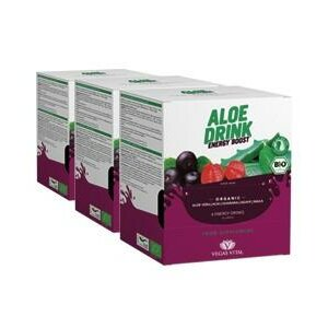 Aloe Drink Energy Boost (3x Pack 6)