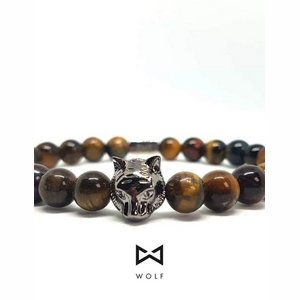 Wolf Bracelet (Multi-Color)