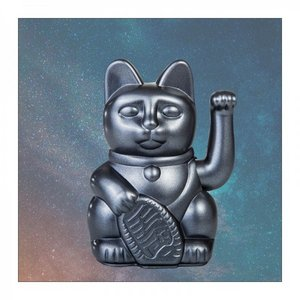 Donkey Products Lucky Cat (waving cat) Galaxy