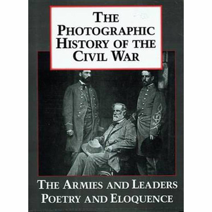 Boek Photographic History of the Civil War - Theo F Rodenbough