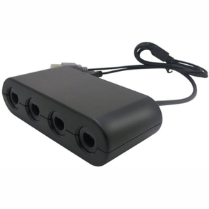 Gamecube Controller Adapter voor WiiU - Switch - PC