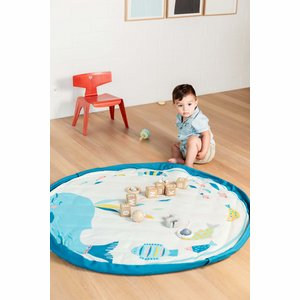 Play & Go Speelmat Moulin Roty Soft