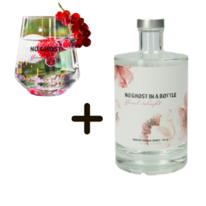 NO GHOST IN A BOTTLE FLORAL DELIGHT 70CL/0%