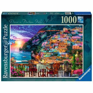 Puzzel Dinner at Positano