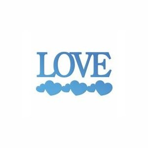 Couture creations  die Love and Border